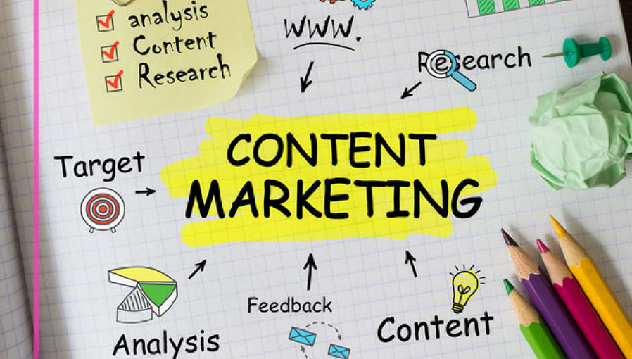 5 Content Marketing Trends To Be Watched For in 2018