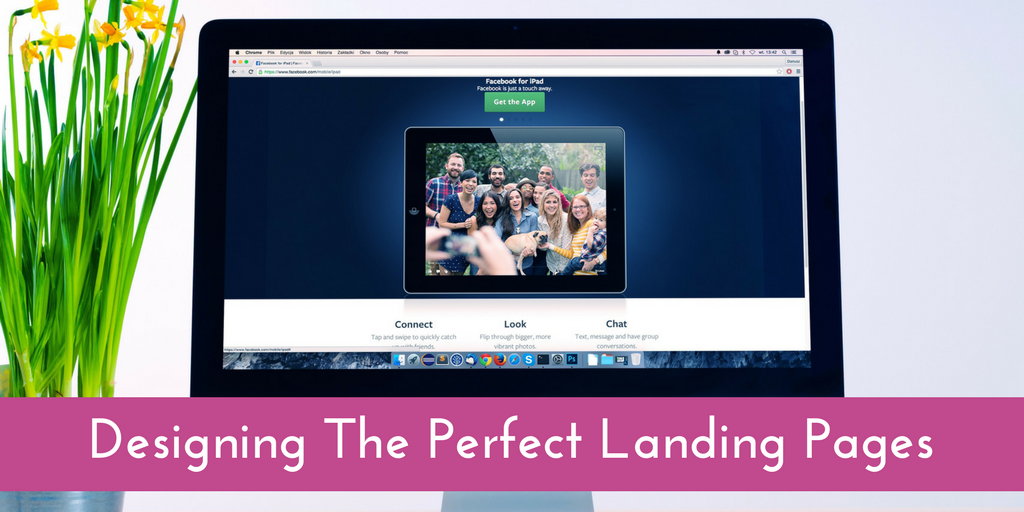 5 Simple Tips For Designing The Perfect Landing Pages