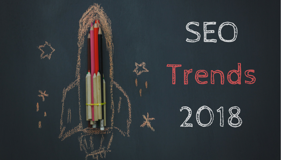 5 SEO Trends in 2018